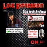 Lovexpression with Disc Jock Redeem - Dec. 8, 2016