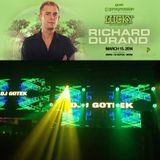 Opening set for Richard Durand - Foundation, Seattle, 3-15-14