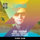 DODX @ Club House September Live