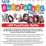THE FUNDASTIC RAFFLE LAUNCH SHOW WITH DAVE MORGAN & FRIENDS 29-03-20
