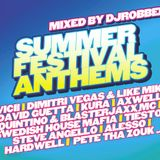 Summer Festival Anthems mixed by Robben