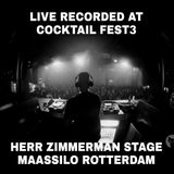 Rez-A live at Cocktail Fest3 x Herr Zimmerman @ Maassilo Rotterdam 2018