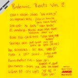 balearic beats vol 2 (test pressing)