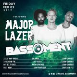 The Bassment 2/03/17 w/ Major Lazer