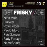 Quivver - Live at GetFrisky, Club NL (ADE 2017, Amsterdam) - 19-10-2017