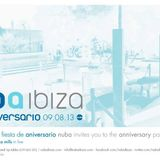 Felix Da Funk @ Nuba Ibiza 1º Aniversary