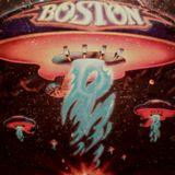 Boston LP- tape