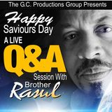 A Q&A Session with Your Brother Rasul
