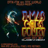 Christmas Goes Funky - Jam Mix by DJDennisDM