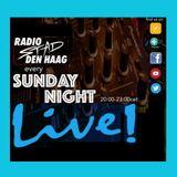 Radio Stad Den Haag - Sundaynight Live - Sept. 02, 2018.