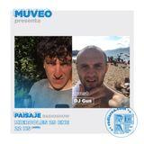 """Muveo presenta """"Paisaje Radioshow"""" EP2 w/ DJ Gus"""