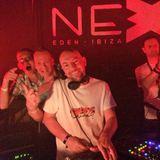DJ Faydz @ Rejuvenation - Eden, Ibiza (2016)