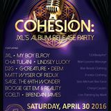 Come see my debut! Cohesion, April 30th@The Black Couch, Chicago! ENJOY