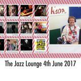 The Jazz Lounge on K107fm Community Radio with Grace Black 4th June 2017