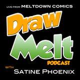 DrawMelt Podcast Ep3. Polaris Castillo