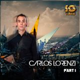 Carlos Lorenzi - A touch of levitation part 1 / 3