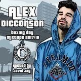 Alex Dicconson - Culture Kings Boxing Day Mix CD (Clean) ['17/'18]  (Hosted By Javid Jay)