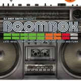 Andy Smith (Ex Portishead)  Boombox Carnival promo mix Horse and Groom Sat 29/8