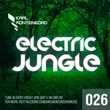 Karl Montenegro Presents: Electric Jungle #026 @Dirty Beats Radio