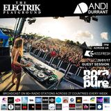 Electrik Playground 28/1/17 inc Nora En Pure Guest Session