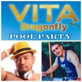 DJ YUME Live at VITA Dragonfly Pool Party (Twilight Set) 2017/9/2