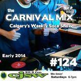 Carnival Mix #124 - Nov.16.2013