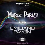 Marce Parisi B2B Emiliano Pavon @Departure 2