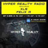 Hyper Reality Radio 116 – XLS & Felix R