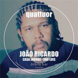 João Ricardo - Live Quattuor @ Orbita Bar Fortaleza Brazil (25 Jan 2014)
