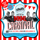 2017.01.28. - Minimal Carnival - Club Allure, Gyömrő - Saturday