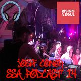 Scientific Sound Radio Podcast 14, Josef Conor guest mix for Rising Soul.