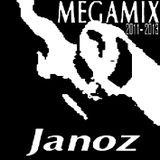 JANOZ - MEGAMIX (2011-2013) **Various beatmakers and dubmakers**
