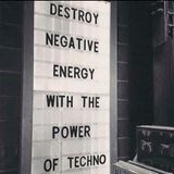 DESTROY NEGATIVE ENERGY WITH THE POWER OF TECHNO! (4 Deck - Markus Dc )