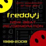 Freddy'j aka Umwelt : New Beat Re-Generation Mix (1988)