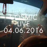 Cosmic Delights LIVE 02 - Jean Charles de Monte Carlo at Zoo Usine 04.06.2016