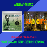 Axelbeat - Mad City & Warriors Street DJSET