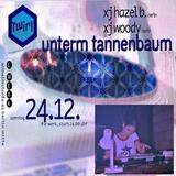 DJ Hazel B – unterm tannenbaum - 24.12.1994 - E-WERK BERLIN – Tape A (3)