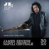 Reverend James Senese's blessing. MONO JAZZ interview at amazing Jazz:Re:Found Festival - Torino