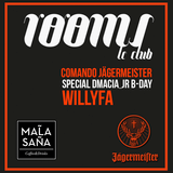 WILLYFA ROOMS LE CLUB MACIA BIRTHDAY