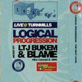 LTJ Bukem and Blame - Logical Progression Live At Turnmills (Side 1)