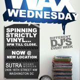Live from Wax Wednesday (ALL VINYL SET) - January 25, 2012 - DJ Trayze