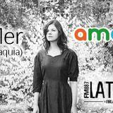 Ivana Mer (Eslovaquia) en AMORDISCOS _ Sánguche _ FM LA TRIBU 88.7