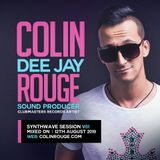 Colin Rouge - Synthwave Session Vol. 1 [Clubmasters Records Artist]