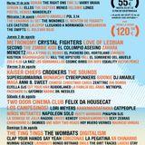 Arenal Sound 2012 Mixtape - Te jodes y bailas