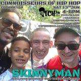 SKANDOUZ & Tom Foolery Beats - Connoisseurs Of Hip Hop 64 - Skinnyman