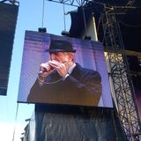 Leonard Cohen Olympic Stadium Amsterdam 22Aug2012 Part 1