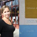 Rencontre avec Tatiana Arfel à la librairie Ptyx 20/09/13