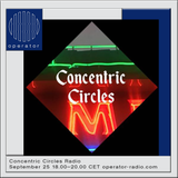 Concentric Circles Radio - 25th September 2018