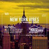 Sebastian Creeps aka Gil G - New York Vibes Radio Show on MyHouseRadio.fm NYC EP033