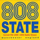 808 state sunset radio 102 Manchester